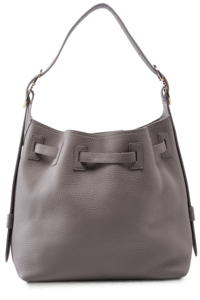 Large Drawstring Shoulder Bag image two