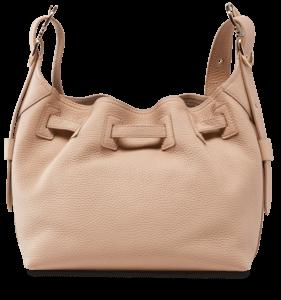 Small Drawstring Shoulder Bag image two