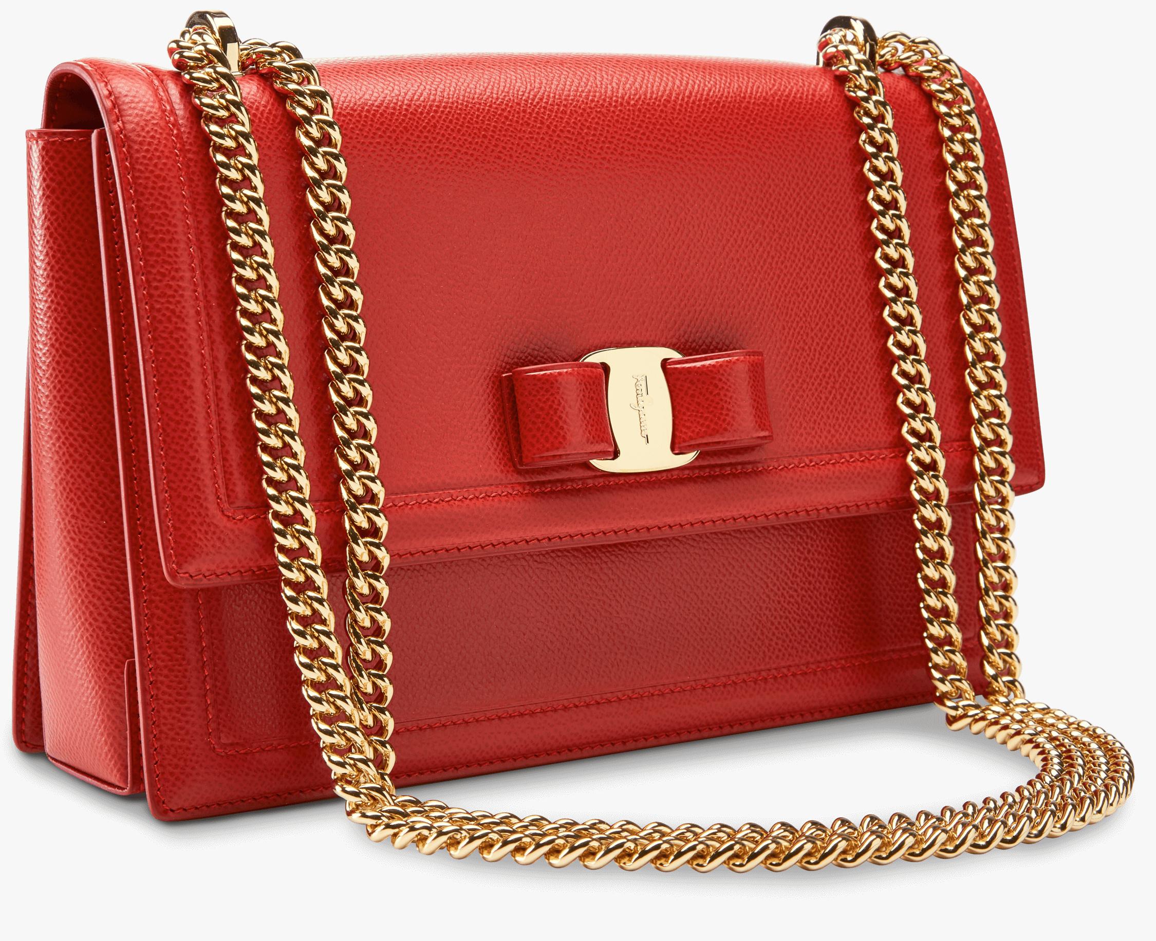 Medium Vara Shoulder Bag Salvatore Ferragamo
