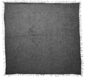 Metallic Cashmere Silk Scarf image two