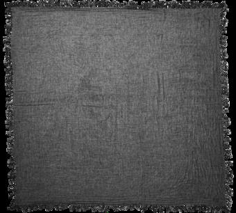 Metallic Cashmere Silk Scarf