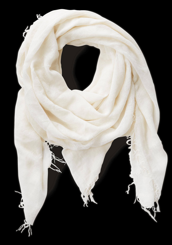 Solid Color Cashmere Silk Fringe Scarf