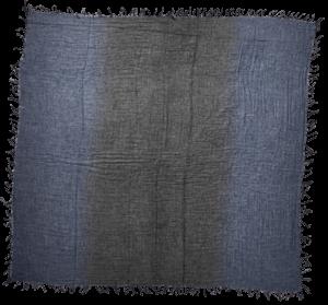 Shadow Dyeye Cashmere Silk Scarf image two