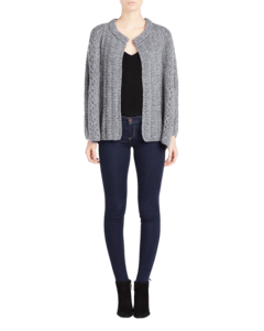 Swanilda Cashmere Cardigan Short image two