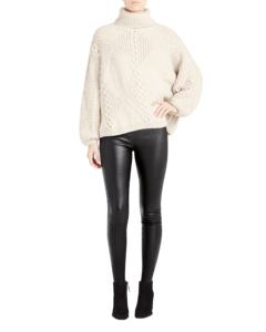 Swanilda Cashmere Sweater image two