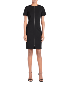 Front Zip Dress image two
