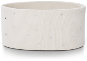 Cashmere Embellished Headband image two