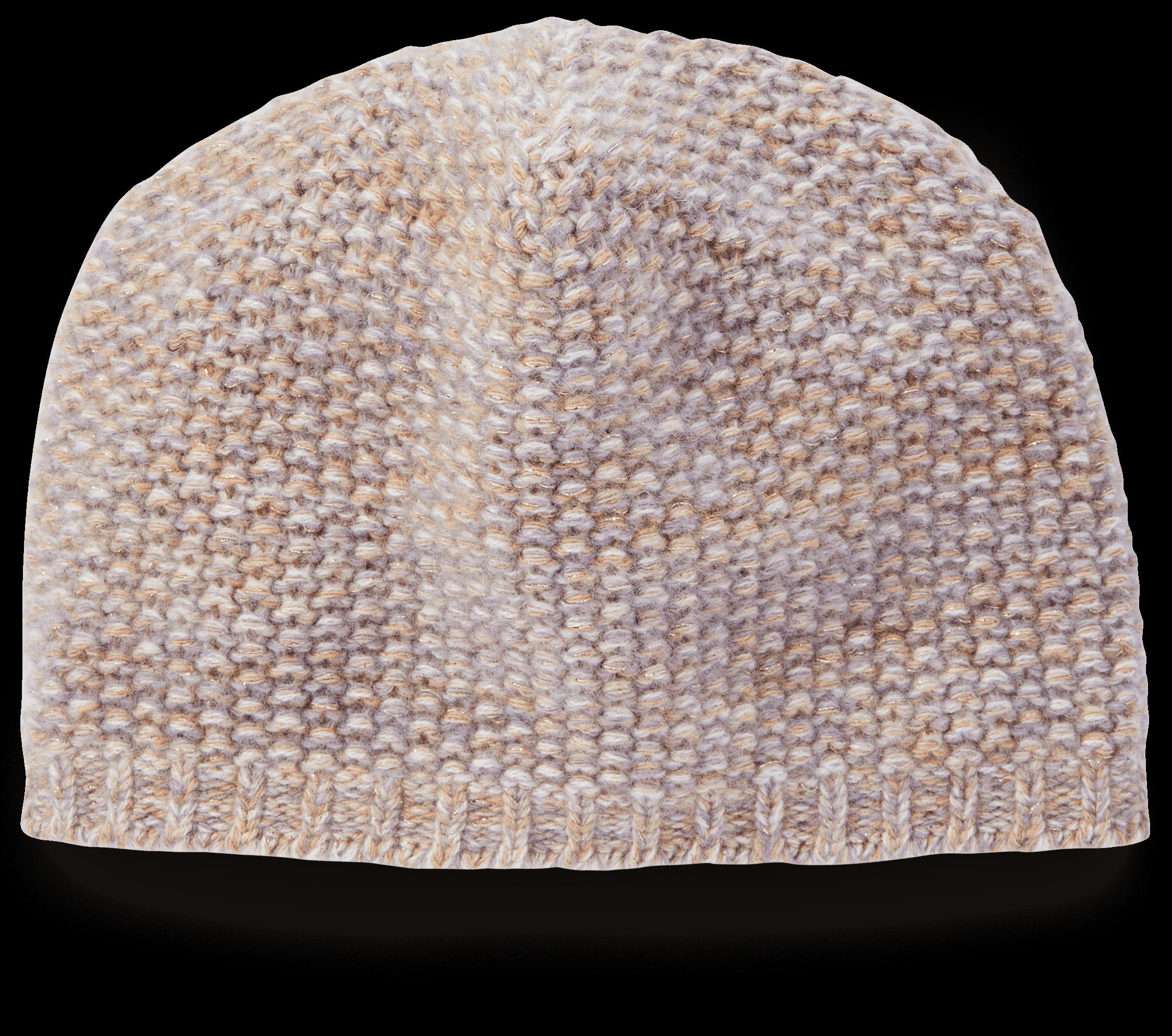 Cashmere Lurex Hat