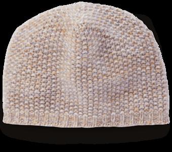 Cashmere Lurex Hat image two