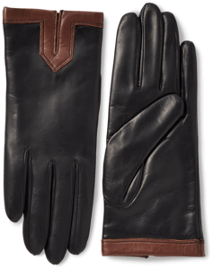 Nappa Leather Gloves With Cashmere Lining image two