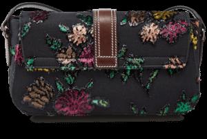 Woven Shoulder Bag image two