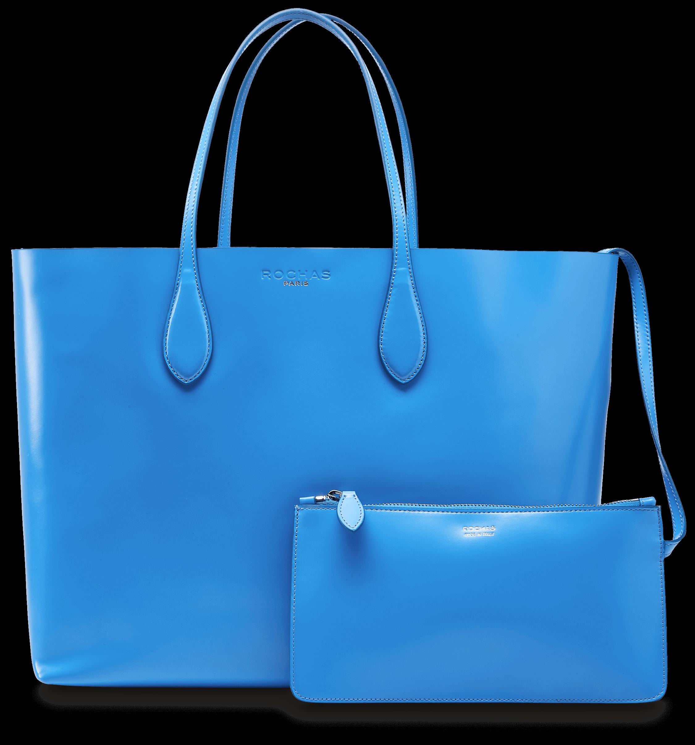 Calf Leather Tote Bag