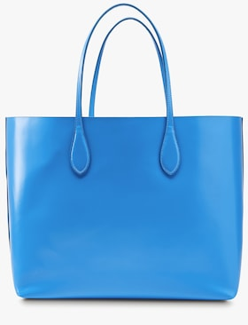 Calf Leather Tote Bag