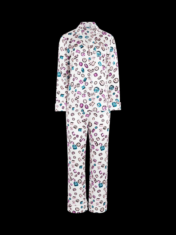 Lila Yolanda Pajama Set