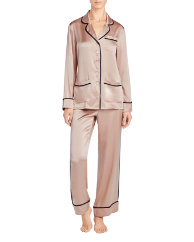 Coco Oyster Pajama Set