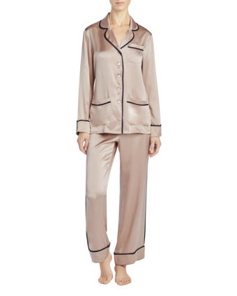 Coco Oyster Pajama Set