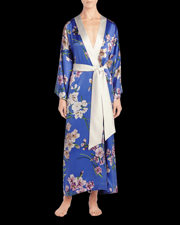 Queenie Briella Kimono Robe
