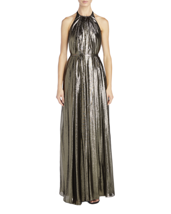 Trapeze Gown image two