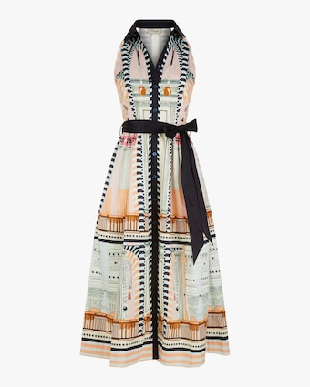 Obelisk Shirt Dress