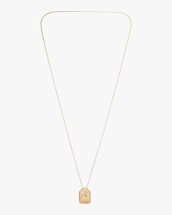 Jennifer Zeuner Kiana Sagittarius Necklace 2