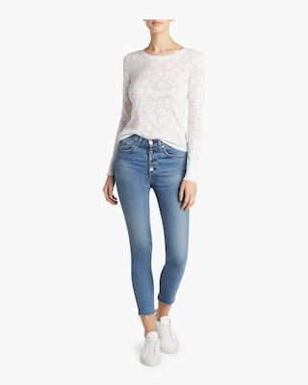 Rosie Ankle Skinny Jean