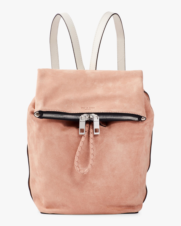 Loner Suede Backpack