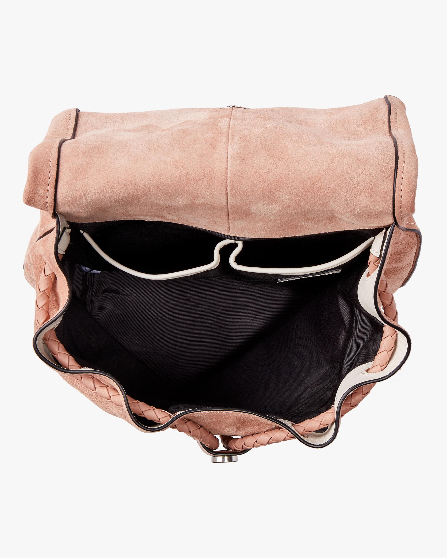 Loner Suede Backpack rag & bone