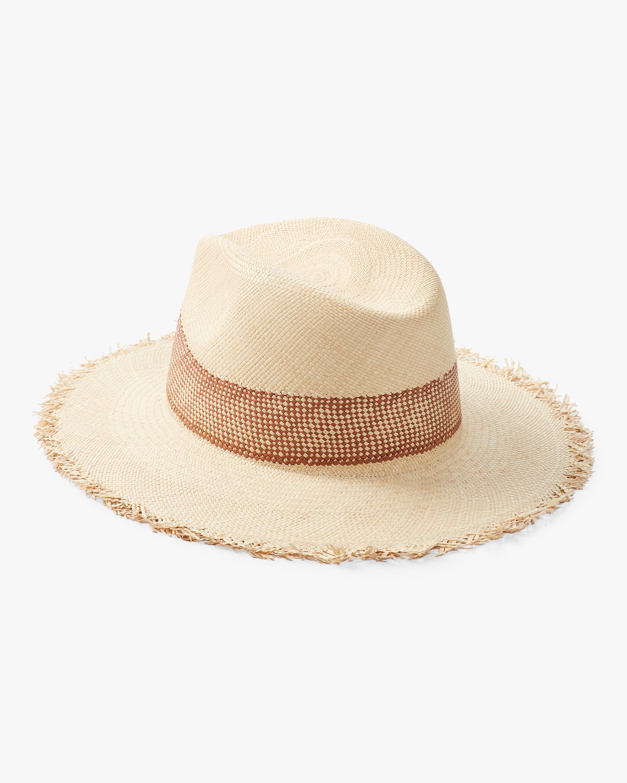 Frayed Edge Panama Hat