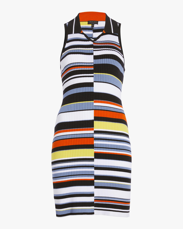 Mason Knit Collared Dress