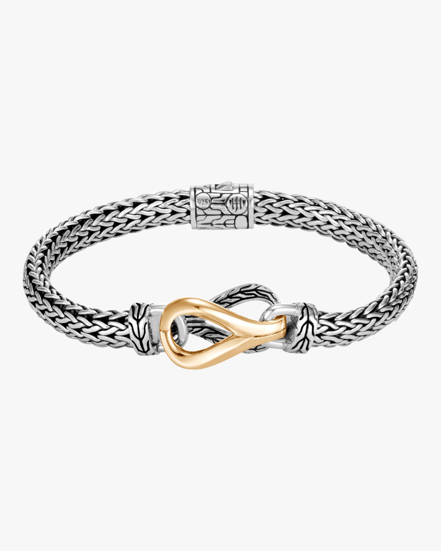 Asli Classic Chain Link Small Gold Chain Bracelet