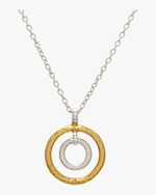 Gurhan Hoopla Pendant Necklace 0