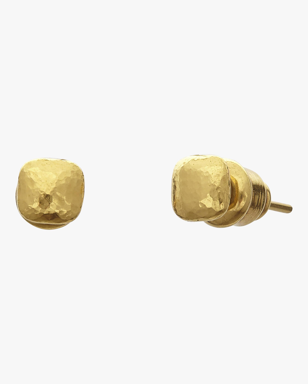 Spell Pebble Stud Earrings