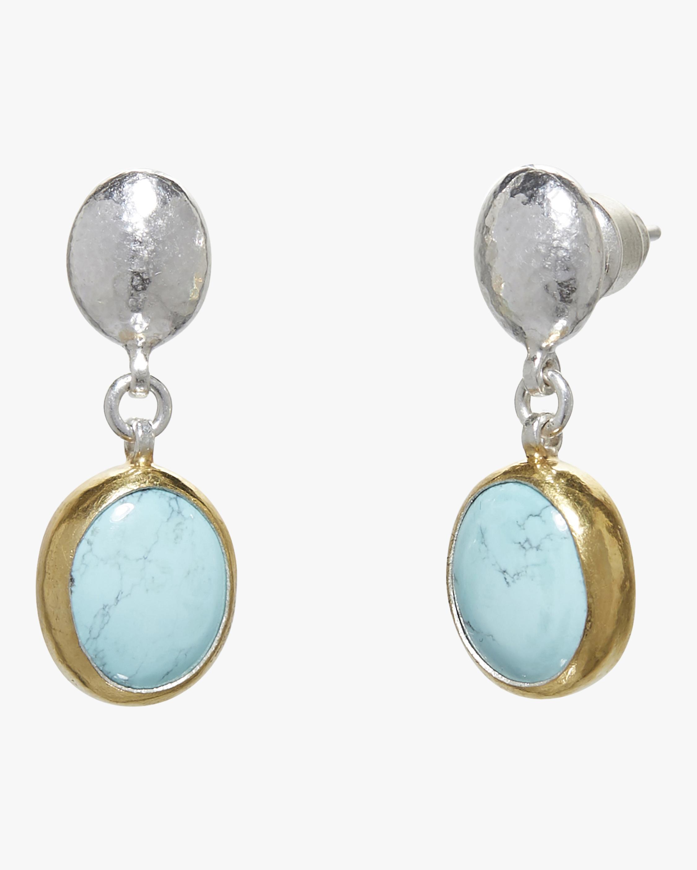 Galapagos Double Drop Earrings
