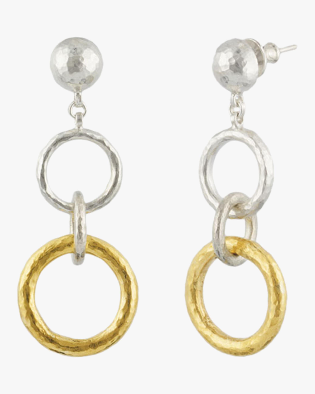 Gurhan Hoopla Double Drop Earrings 0