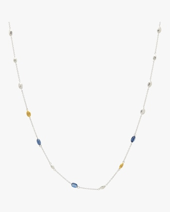 Nugget Station Necklace