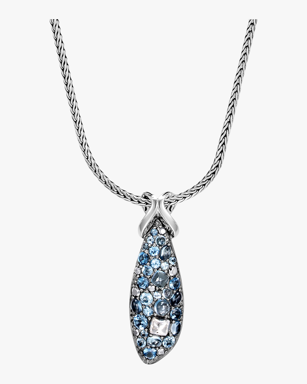 Asli Classic Chain Link Pendant Necklace