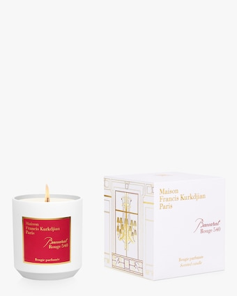 Maison Francis Kurkdjian Baccarat Rouge 540 Scented Candle 290g 2