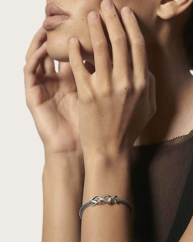 John Hardy Asli Classic Chain Link Small Silver Chain Bracelet 1