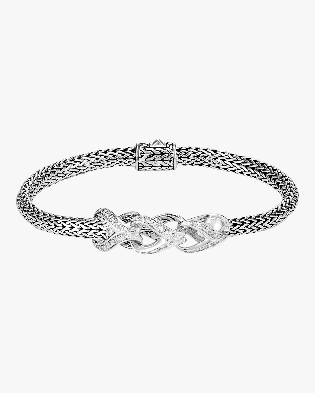 Asli Classic Chain Link Small Silver Chain Bracelet