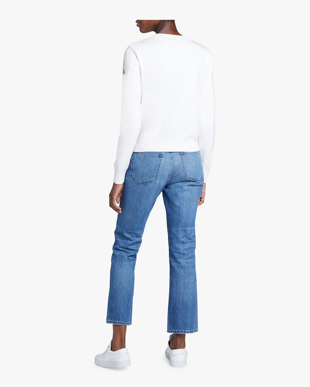 Maglione Tricot Alla Coreana Jacket Moncler
