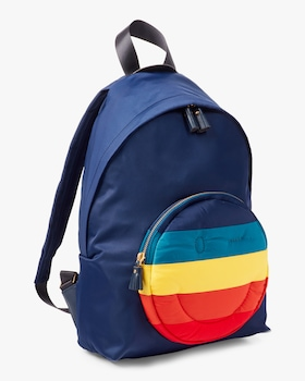 Chubby Wink Nylon Backpack