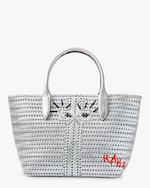 Anya Hindmarch The Neeson Girly Eyes Tote 0