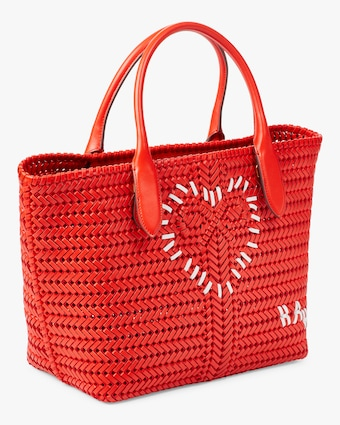 The Neeson Heart Tote