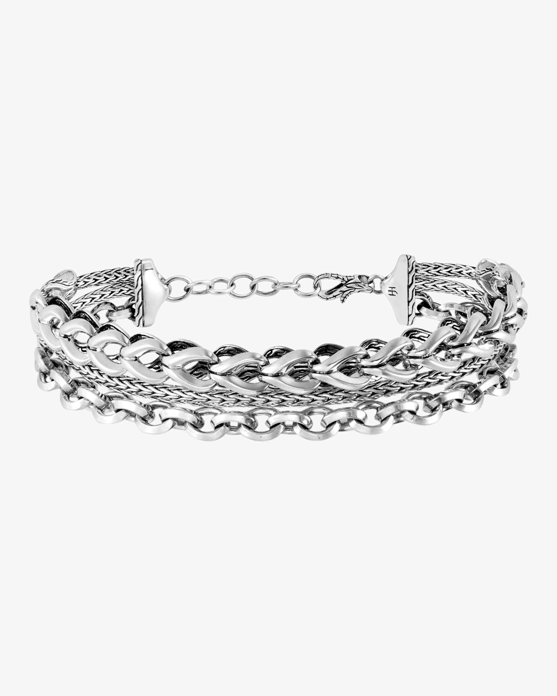 Asli Classic Triple Row Bracelet