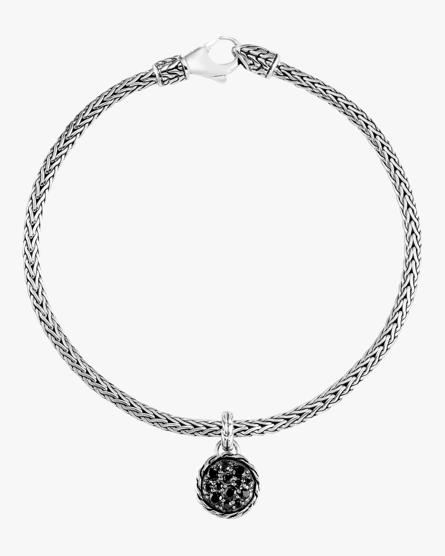 Classic Round Charm Bracelet
