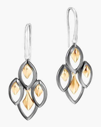 Legends Naga French Wire Earrings