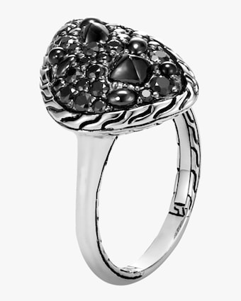 Classic Chain Silver Small Ring