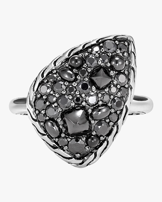 John Hardy Classic Chain Silver Small Ring 1