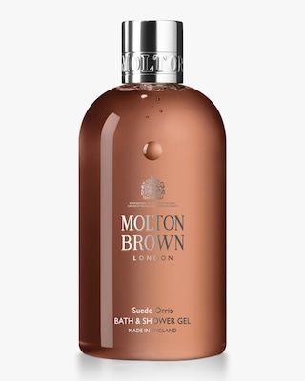 Molton Brown Suede Orris Bath & Shower Gel 300ml 2