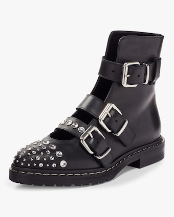 Fate Buckle Ankle Boot